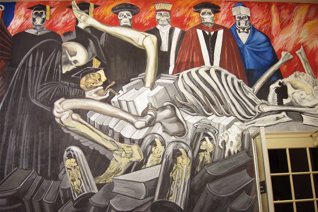 by José Clemente Orozco (photo by Kane5187)